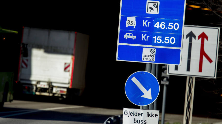 Norwegians' anger at toll roads drives climate change