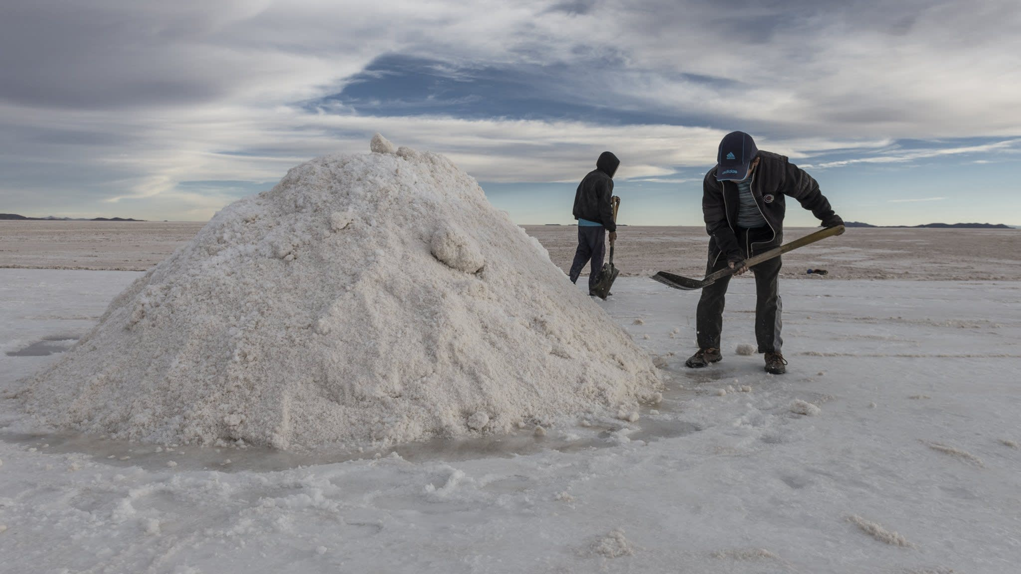 Canada's Sigma Lithium Resources aims to put Brazil on the map