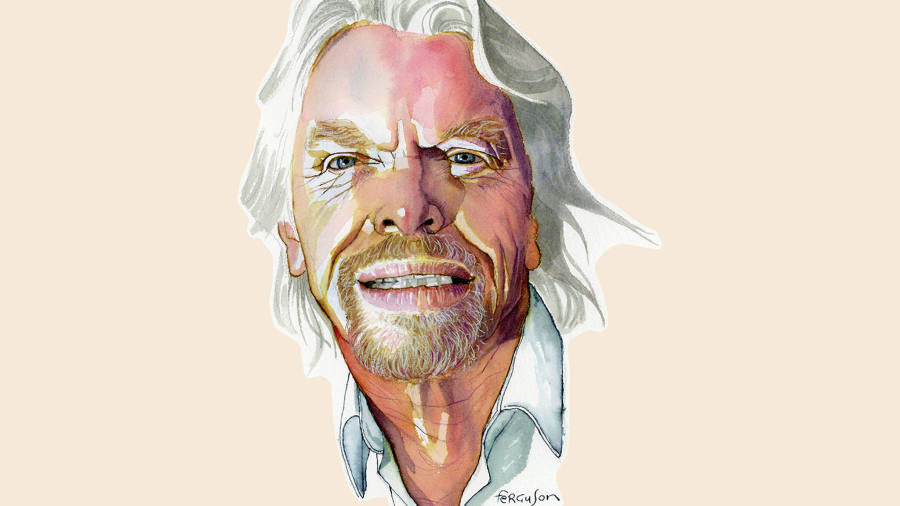 Lunch with the FT: Richard Branson | Financial Times