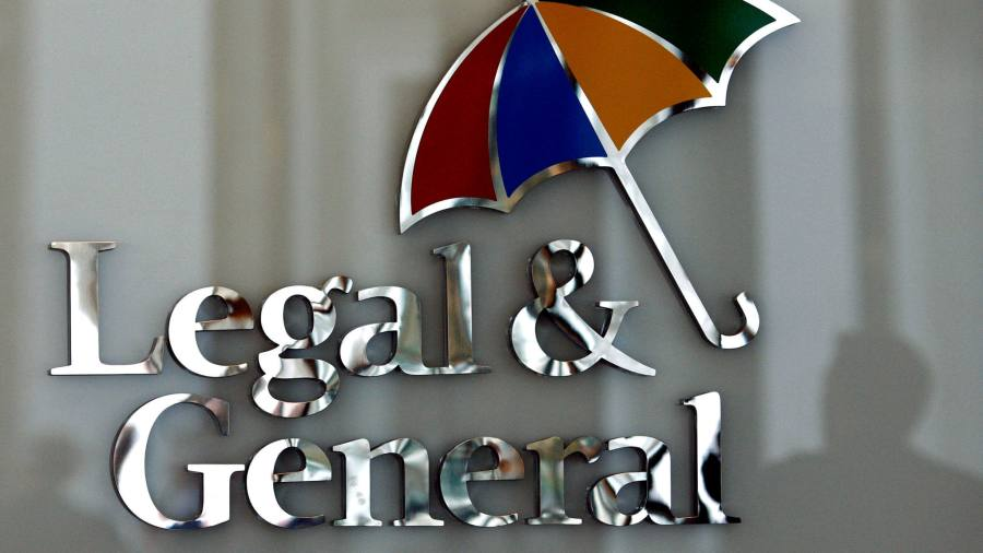 Legal & General's long-term assets sweet spot