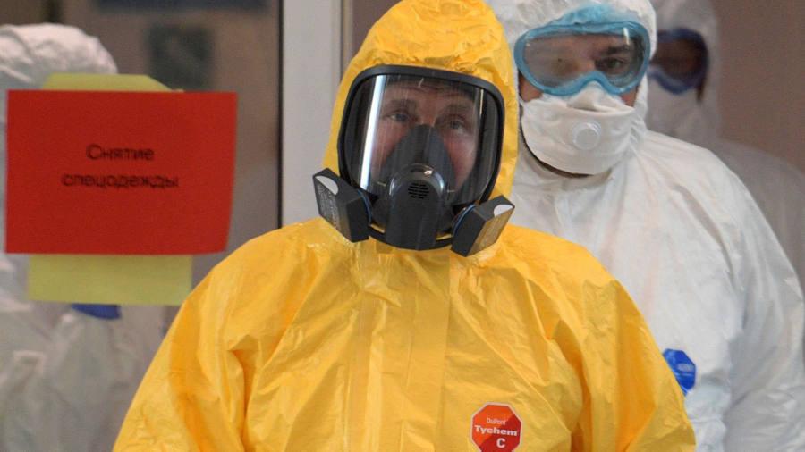 Russian official questions Vladimir Putin's coronavirus data