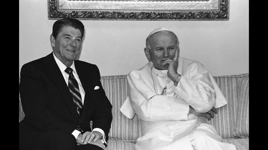 How The Republicans Reinvented Ronald Reagan Financial Times