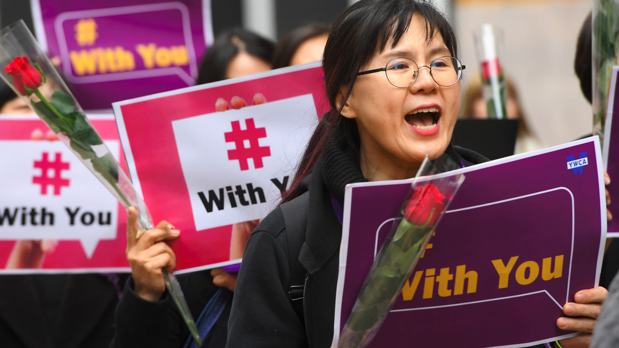 Korean #MeToo spurs jump in reports of domestic violence