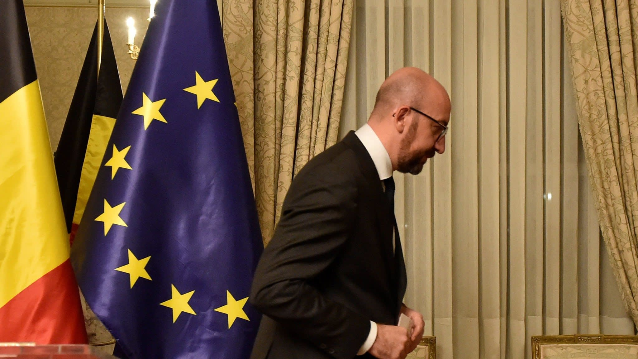 Belgium's government in crisis after N-VA quits coalition