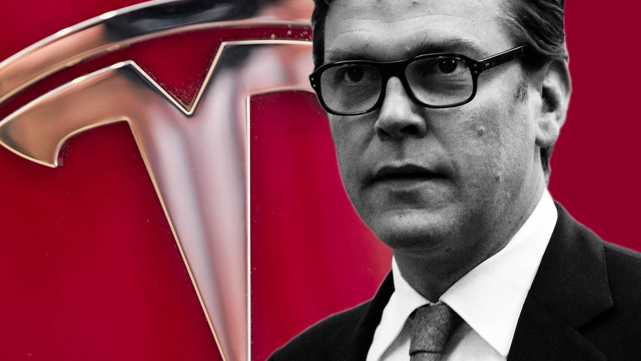 James Murdoch in line to replace Elon Musk as Tesla chair
