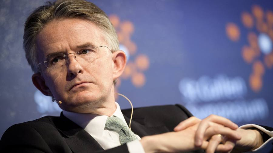 HSBC chief executive John Flint ousted after less than 18