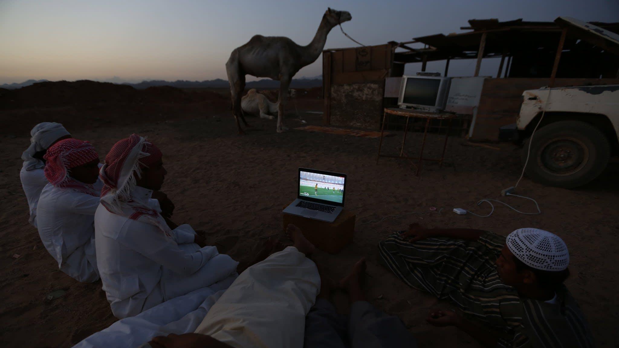 Pirated TV sport emerges as new Gulf battleground