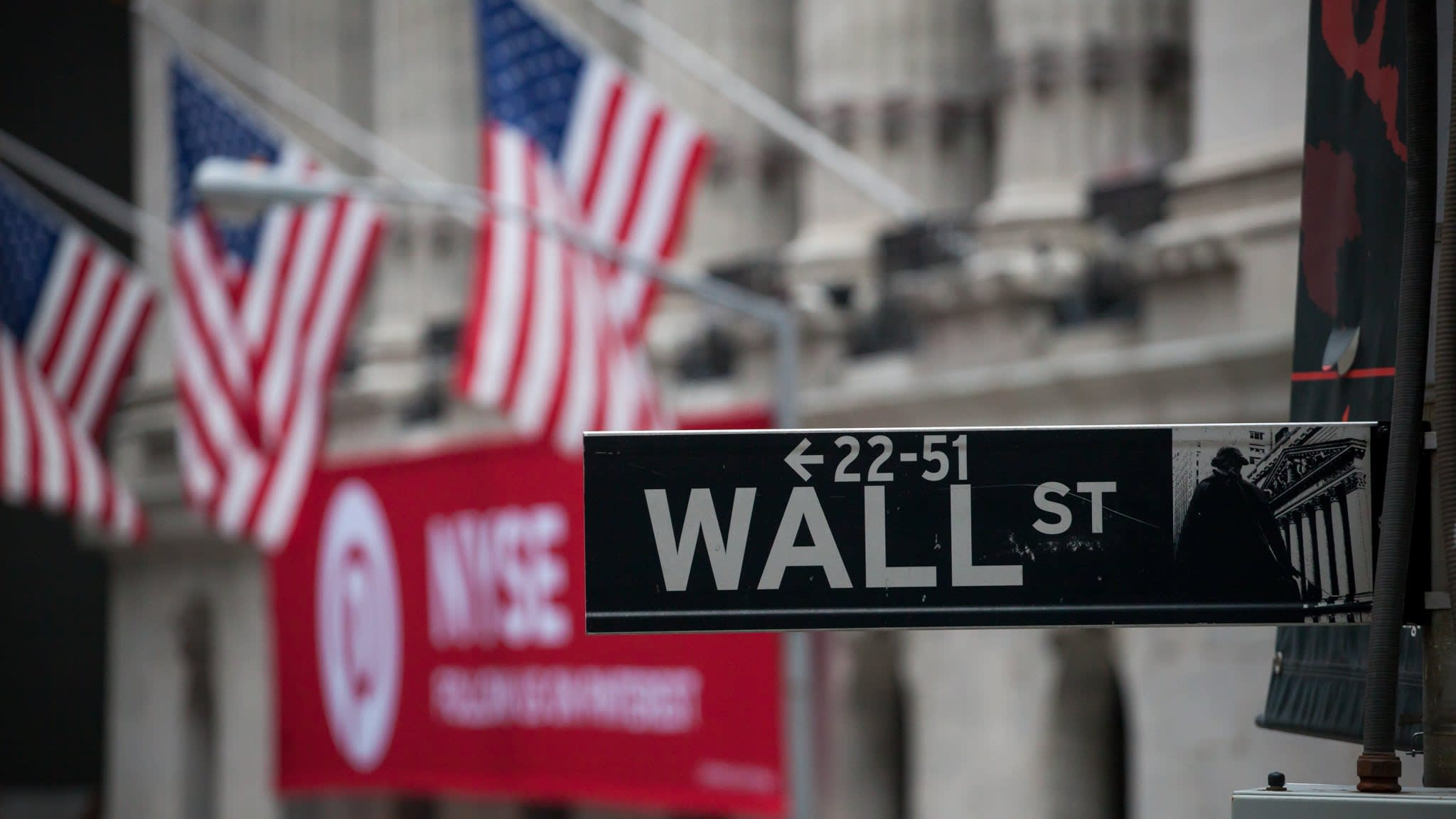 Wall Street suffers correction for second time this year