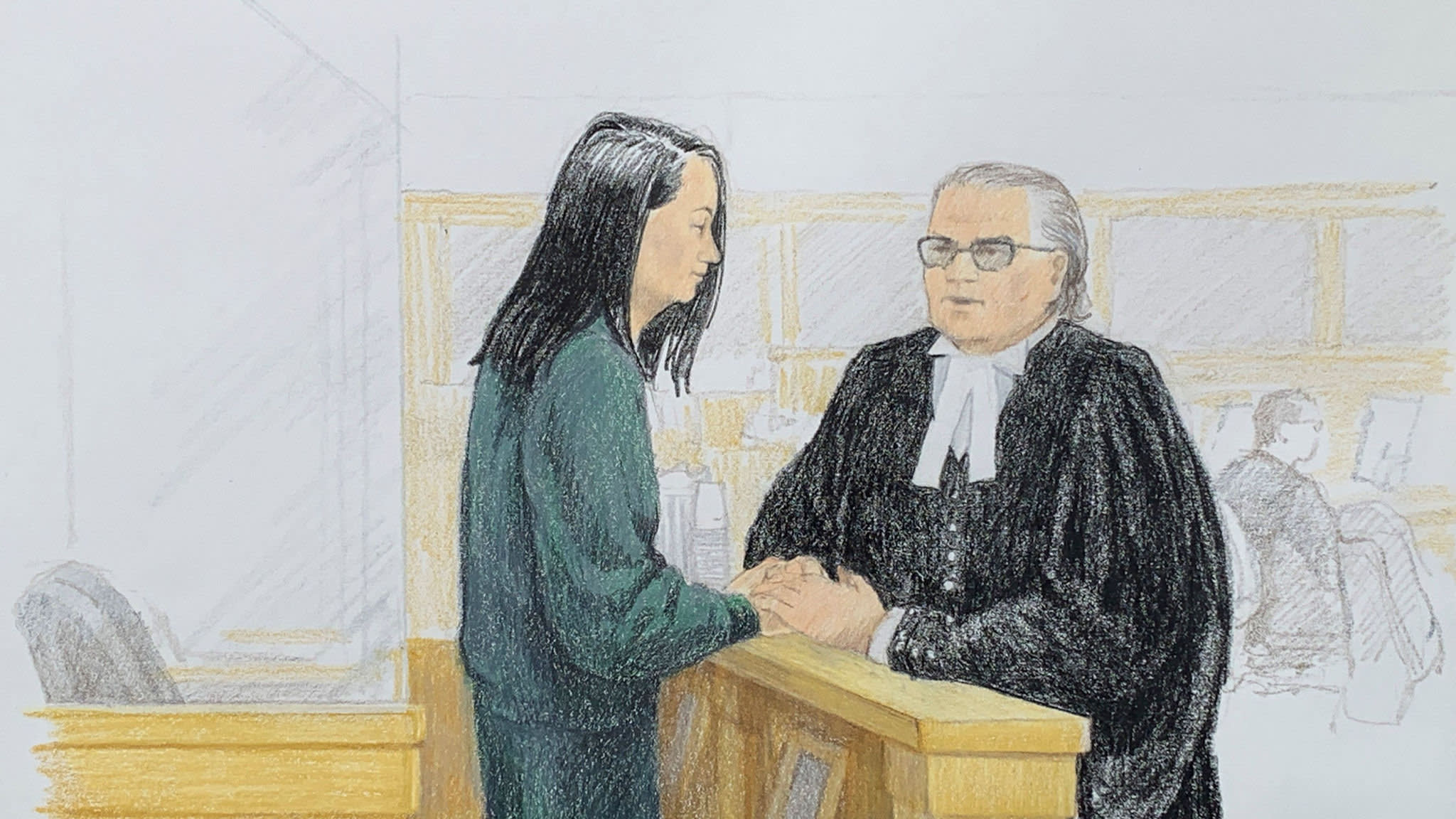 Huawei CFO secures C$10m bail