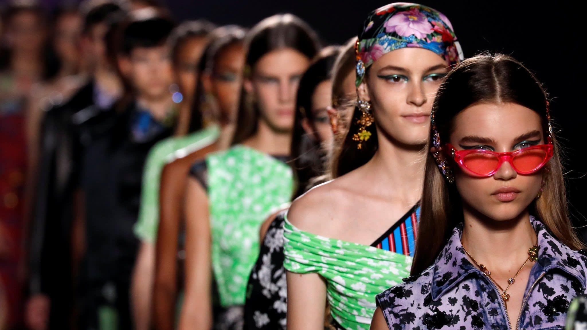 Michael Kors set to buy Versace in $2bn deal
