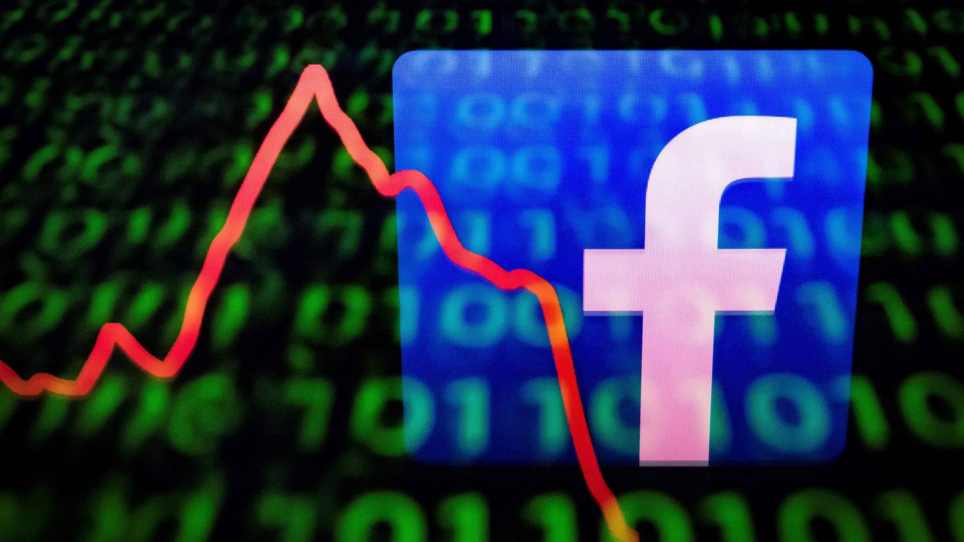 Facebook shares plunge explained