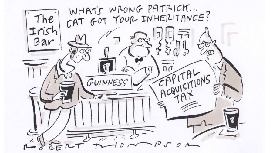 Should I Pay Inheritance Tax In The Uk Or Ireland Financial Times