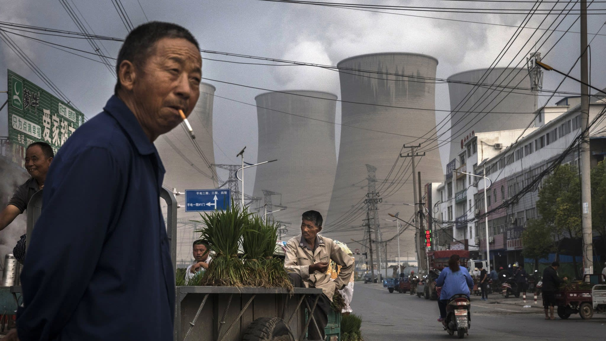 New Asian coal plants knock climate goals off course