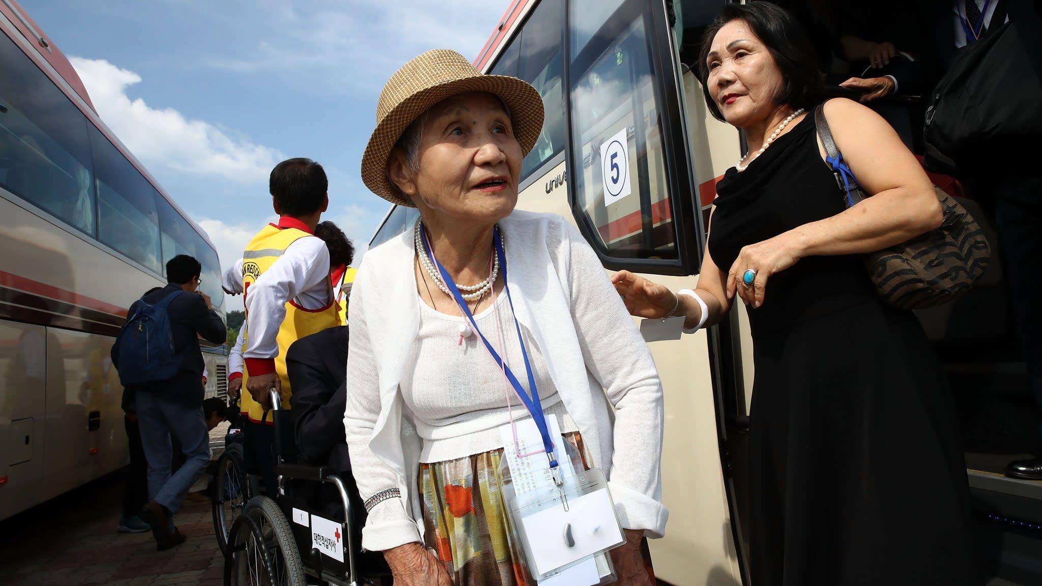 Korean families set for reunions despite denuclearisation concerns