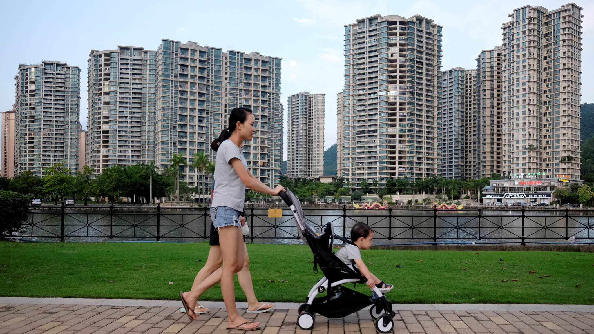 China forecast to hit 'peak housing' and suffer decline in sales