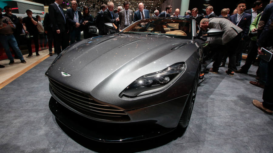 Aston Martin losses deepen to £100m in turbulent 2019