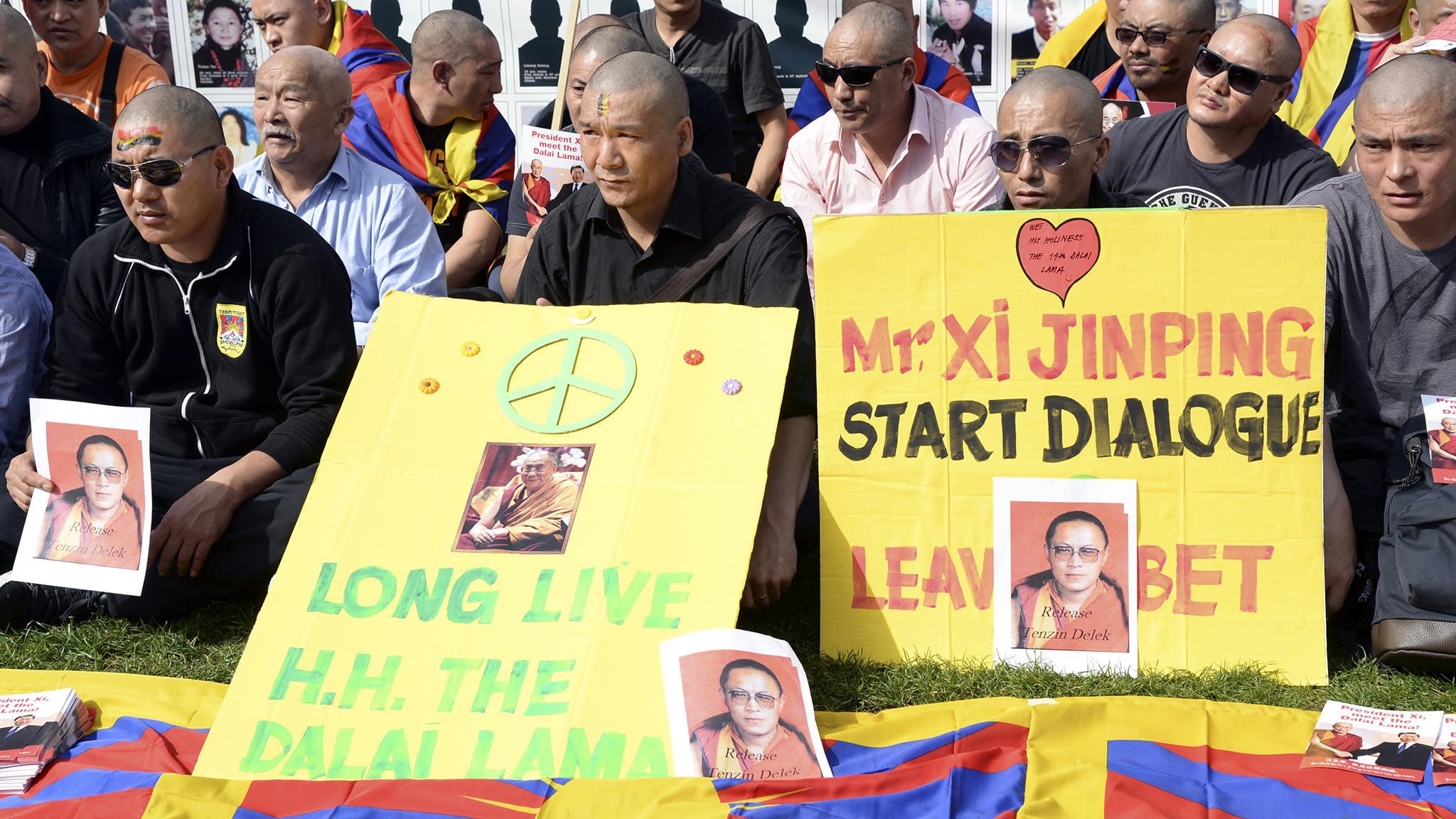 Tibet's Panchen Lama 'living normal life', says China
