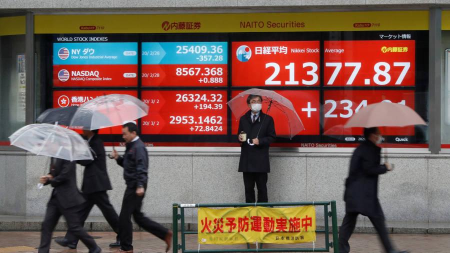 BoJ spurs Asia markets rebound with vow to fight coronavirus