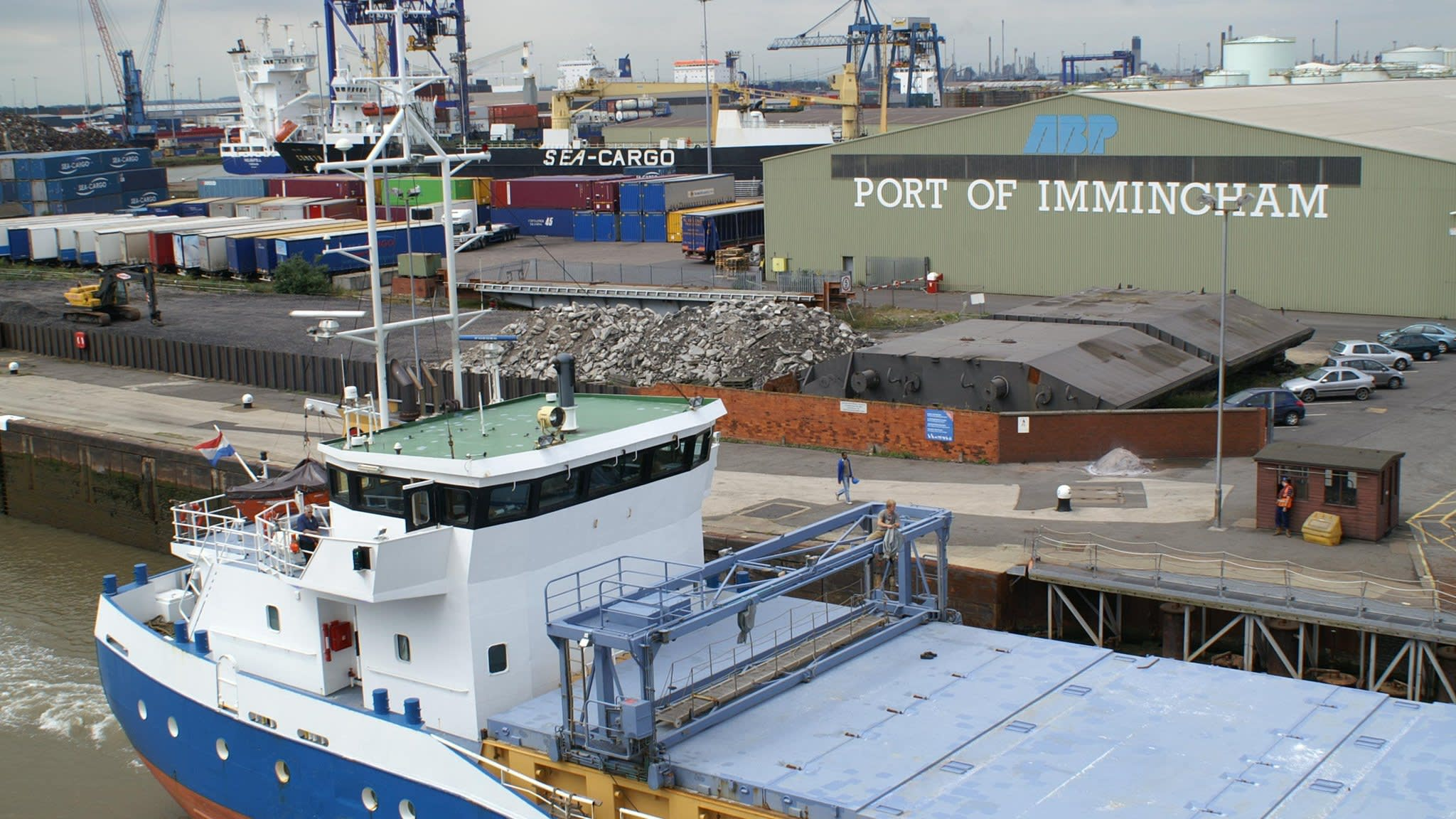Northern UK ports prepare for freight boost after Brexit