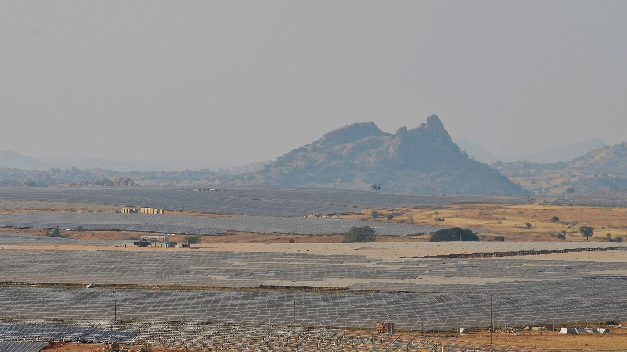 Clouds gather over India solar energy sector