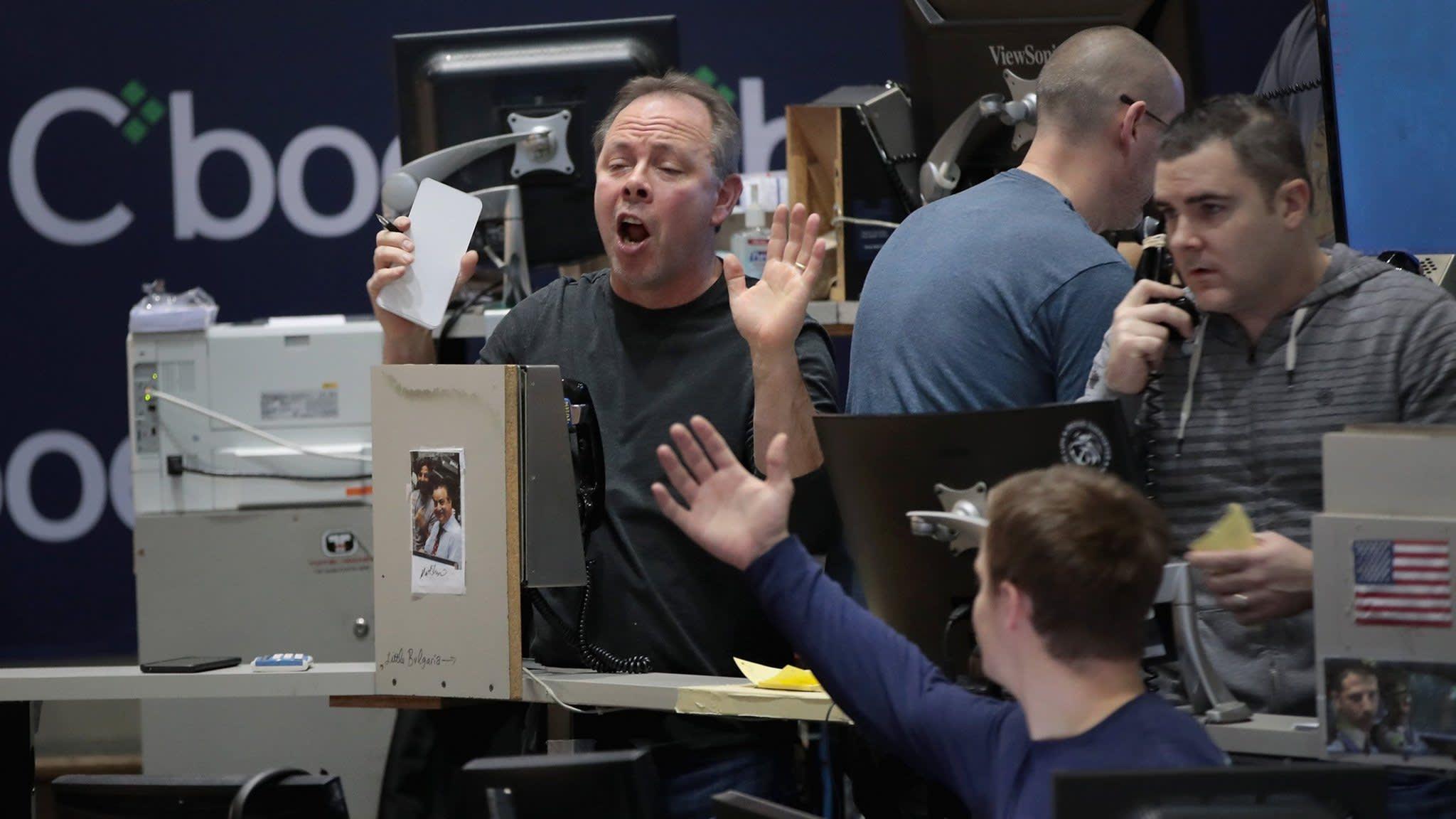 US watchdog probes possible manipulation of volatility index