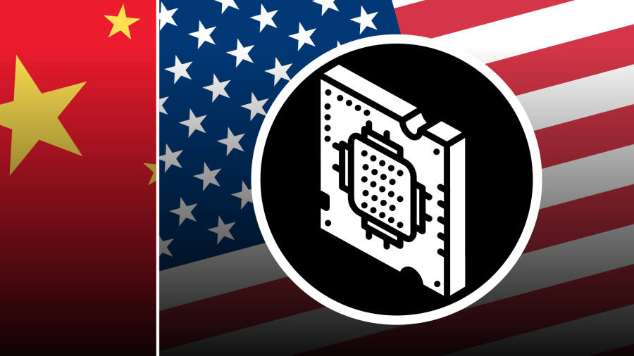 The US chip industry starts to wake up to new competitive reality | Financial Times