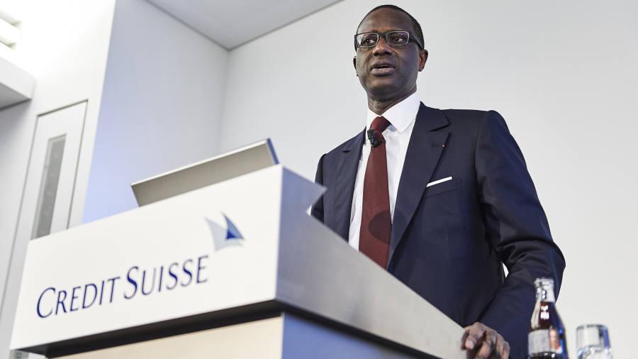 Thiam prepares to apply 'ruthless' streak to Credit Suisse