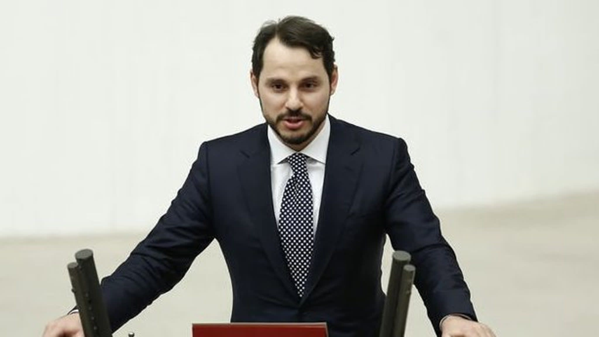 Erdogan names son-in-law to lead Turkey's finance ministry