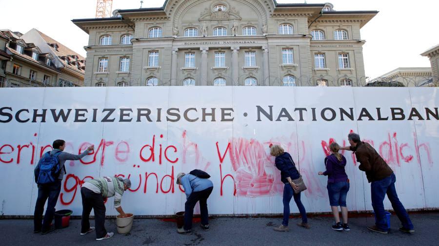 Radical reform: Switzerland to vote on banking overhaul