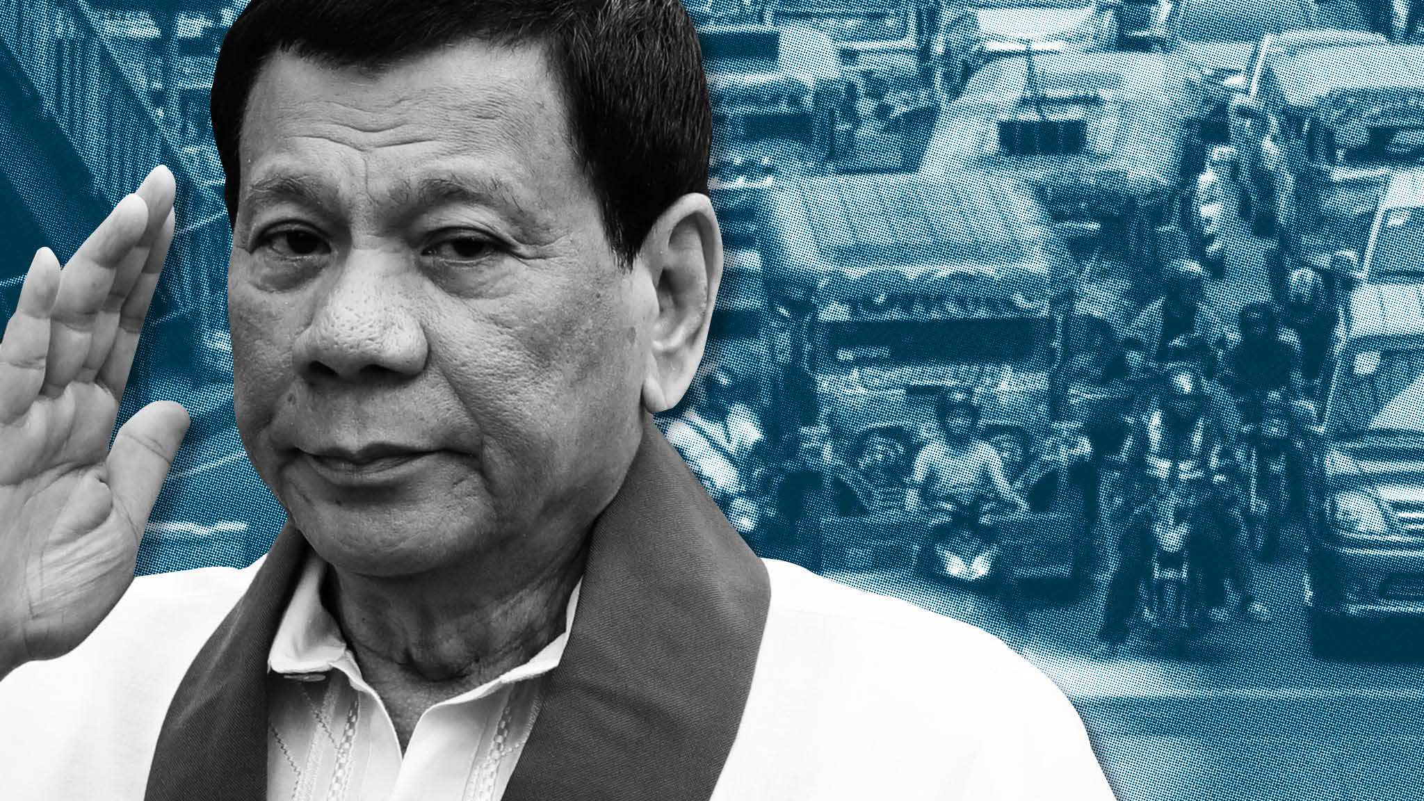 Duterte builds a slow road to Philippine prosperity