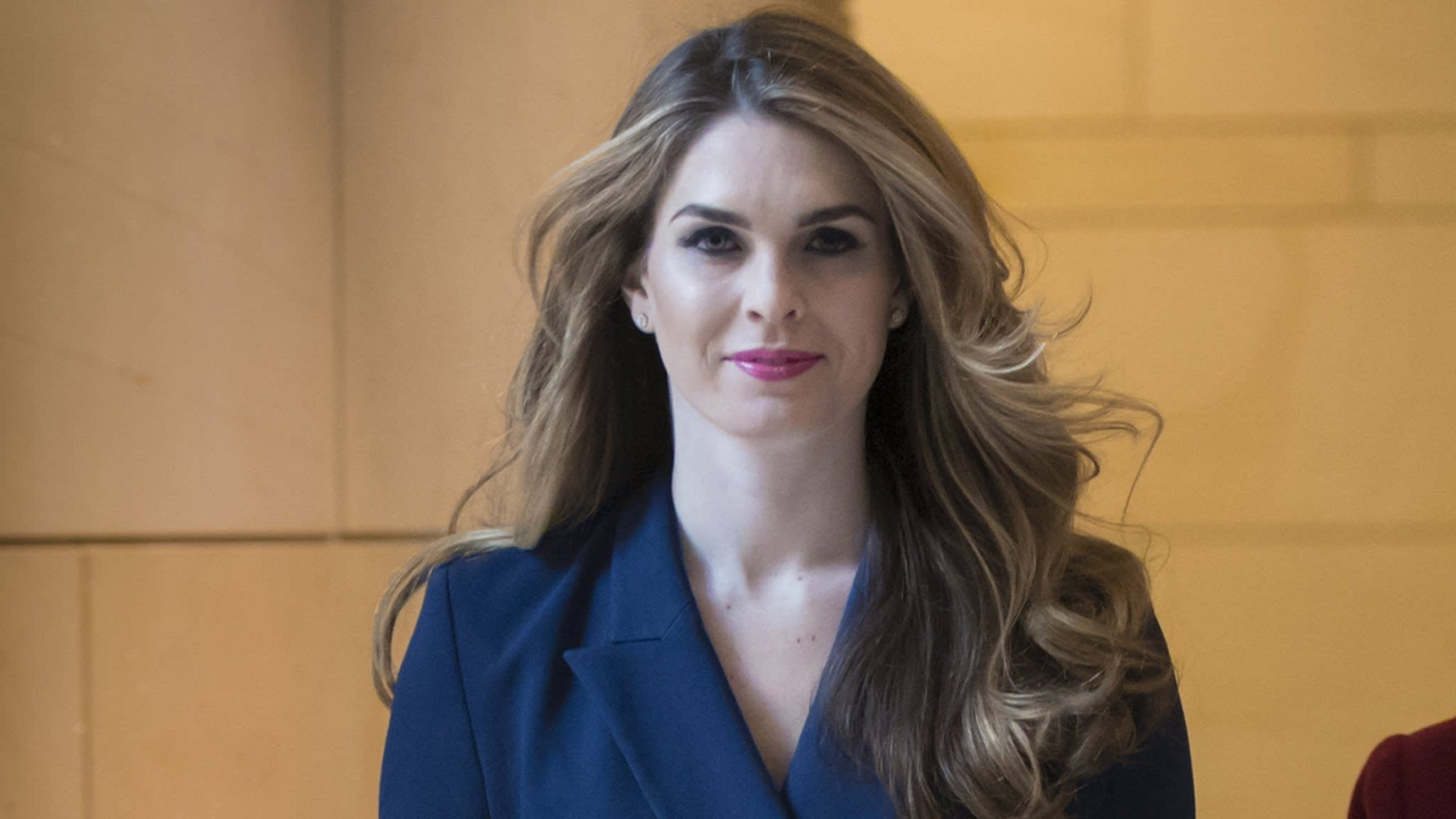 Hope Hicks to quit as White House communications chief