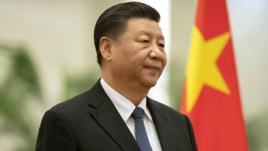 Official account questions Xi Jinping coronavirus timeline
