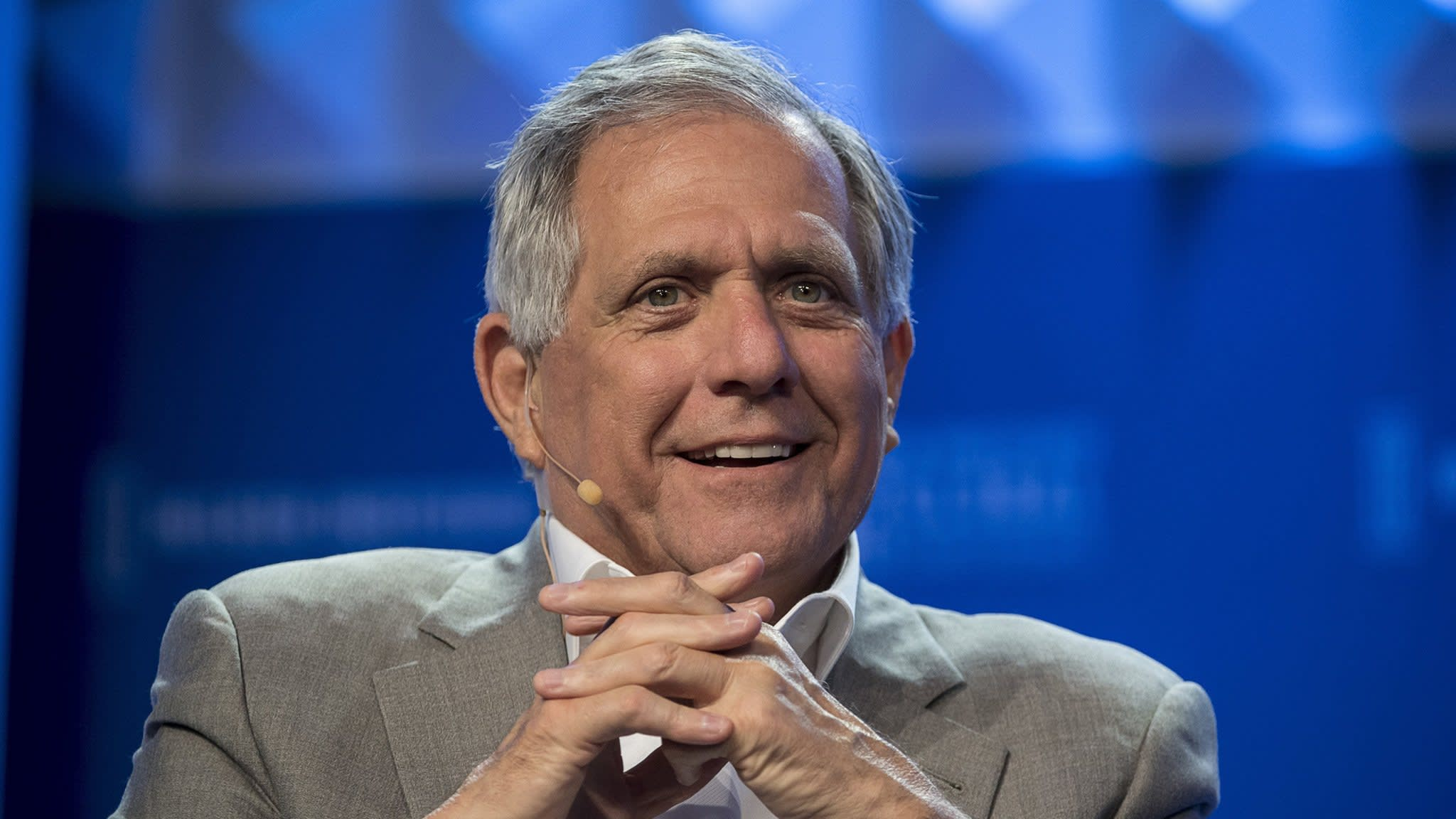 Les Moonves set to leave CBS with potential $200m pay-off