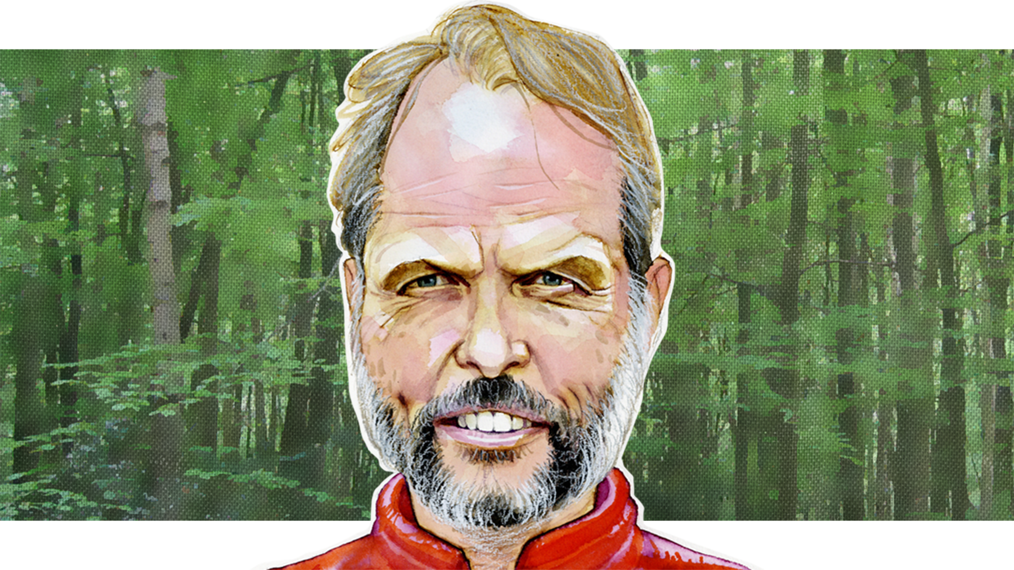Explorer Erling Kagge on why we walk and the tyranny of tech