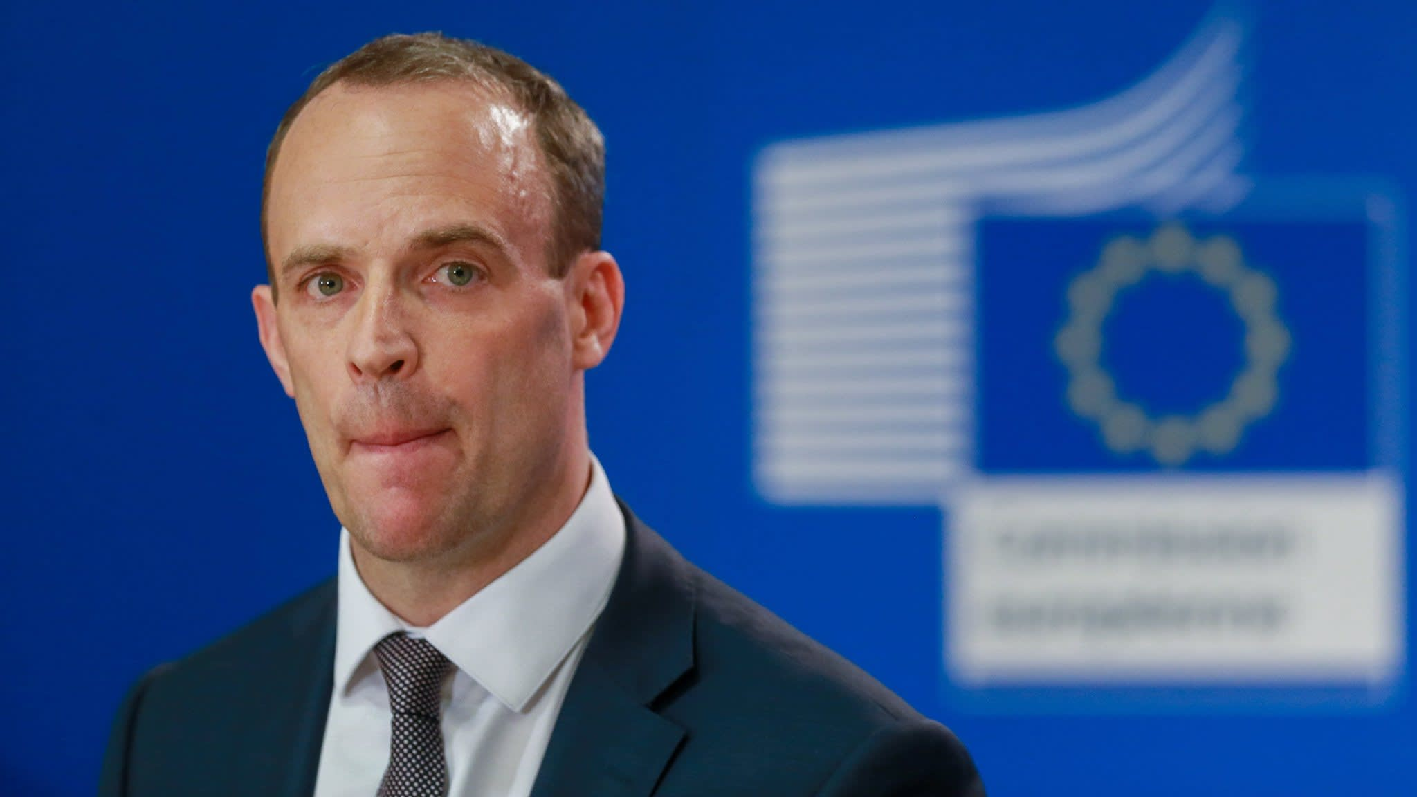 Raab warns UK must not be bullied on Brexit