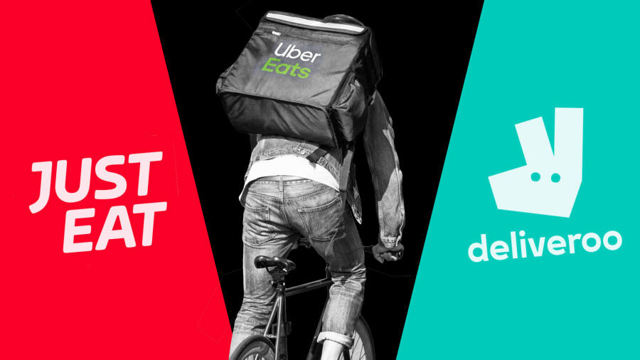 Uber Eats To Cut Fees In Battle With Deliveroo And Just Eat