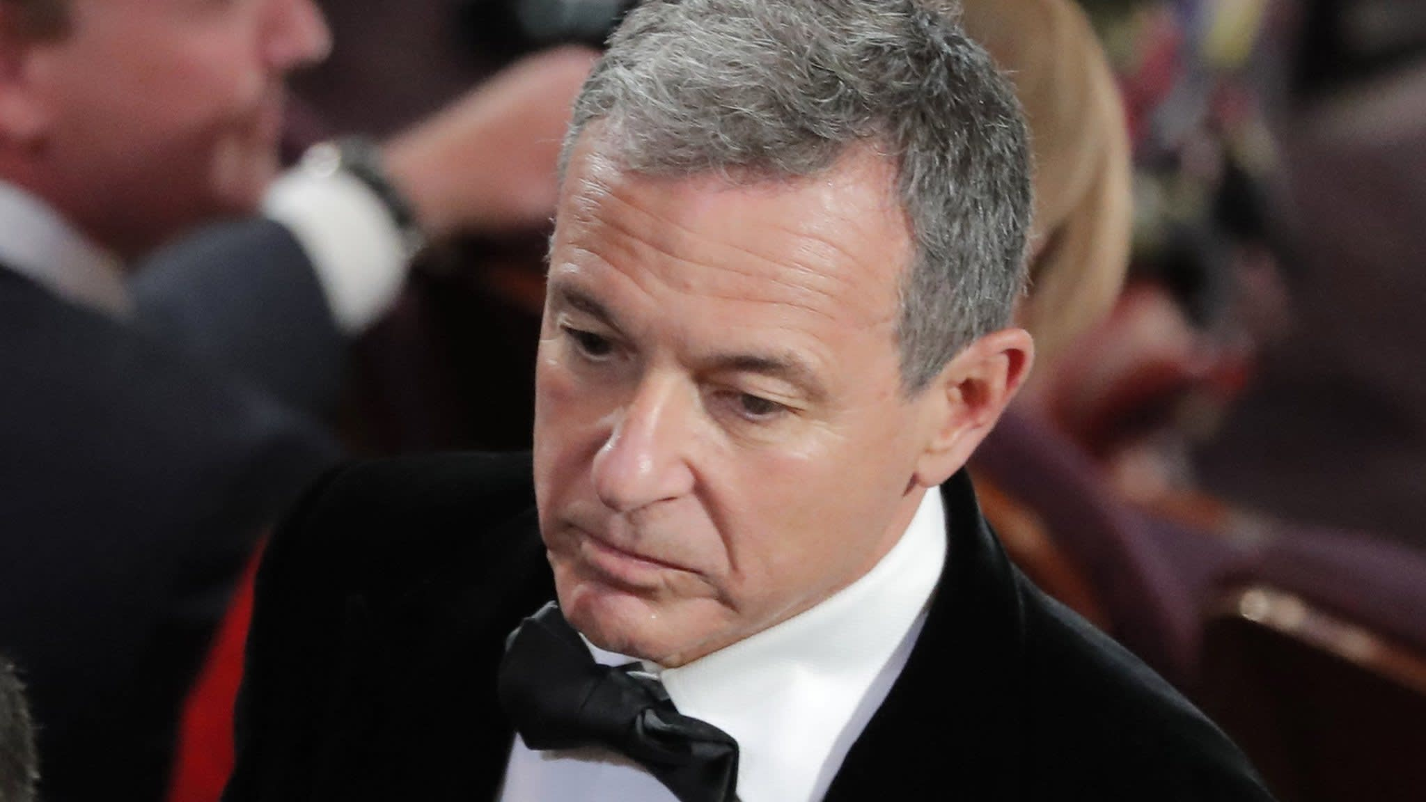 Bob Iger loses symbolic Disney shareholder vote on pay