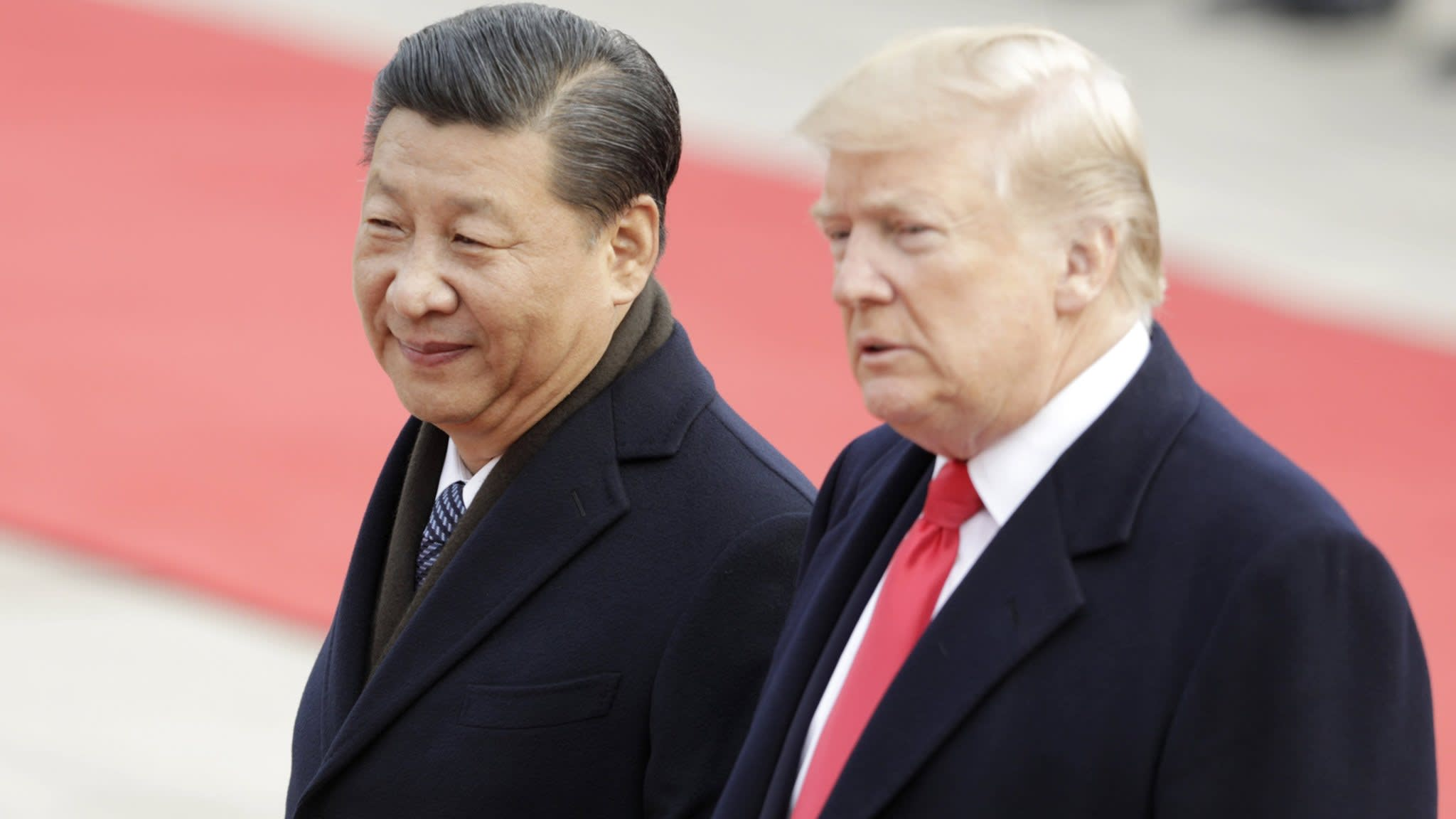 The US, China and the logic of trade confrontation