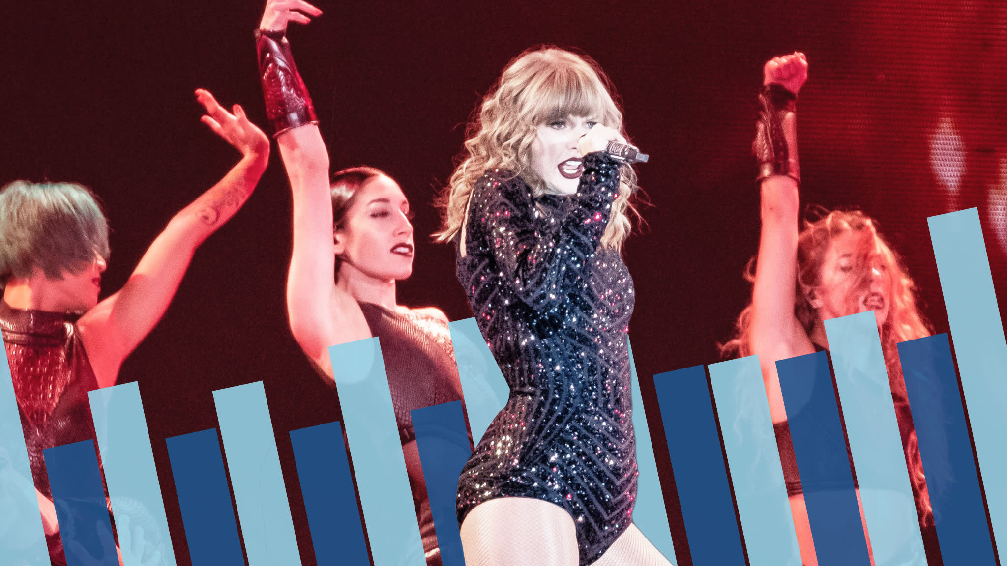 Taylor Swift hits high note in battle against ticket touts