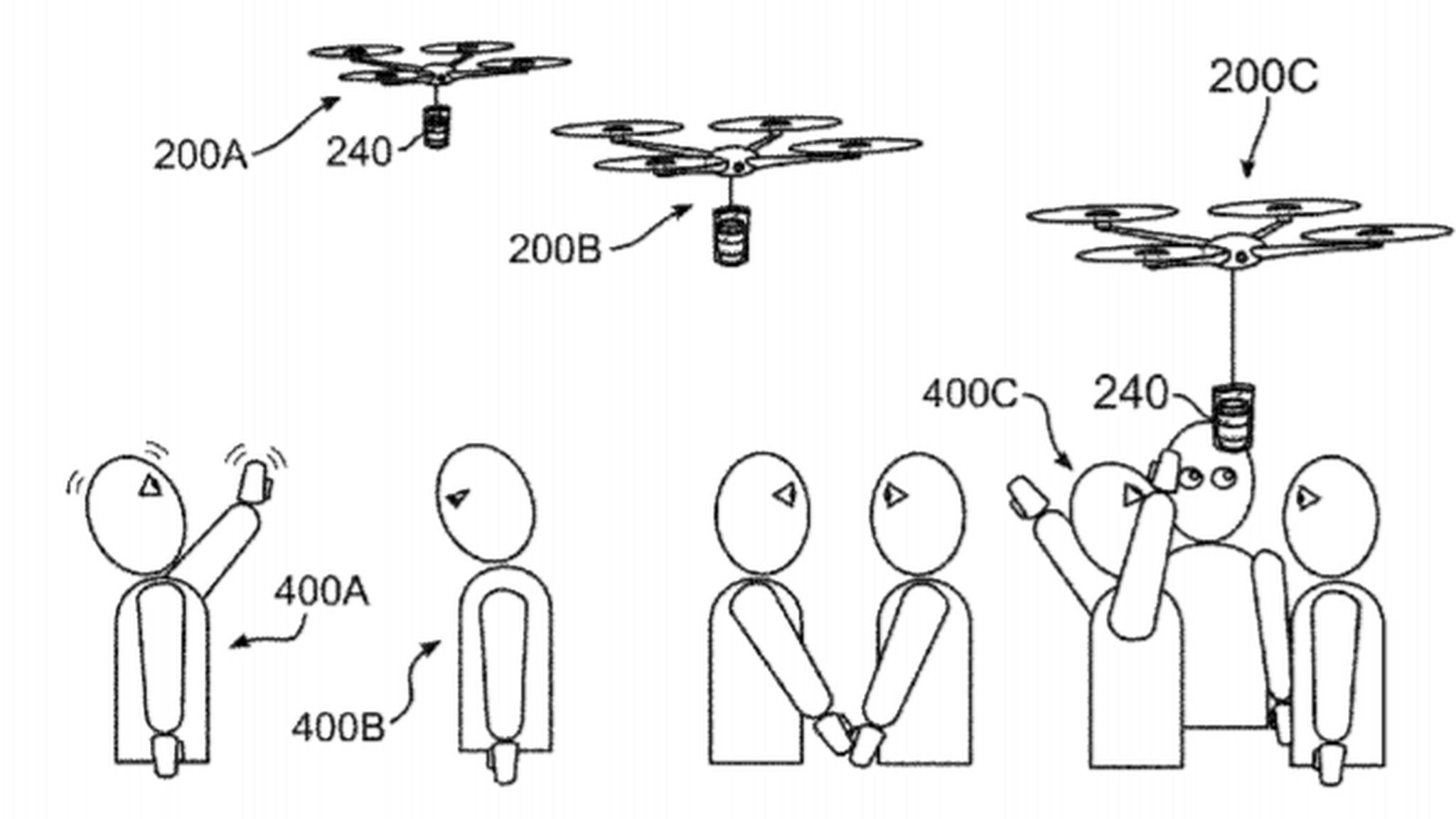 IBM looks for caffeine buzz with coffee delivery drones