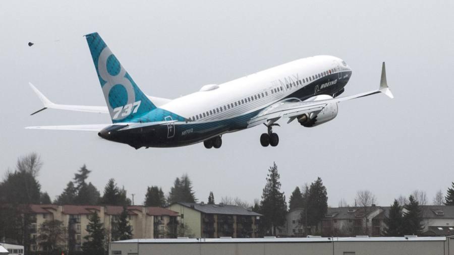 BA parent orders 200 737 Max aircraft despite grounding