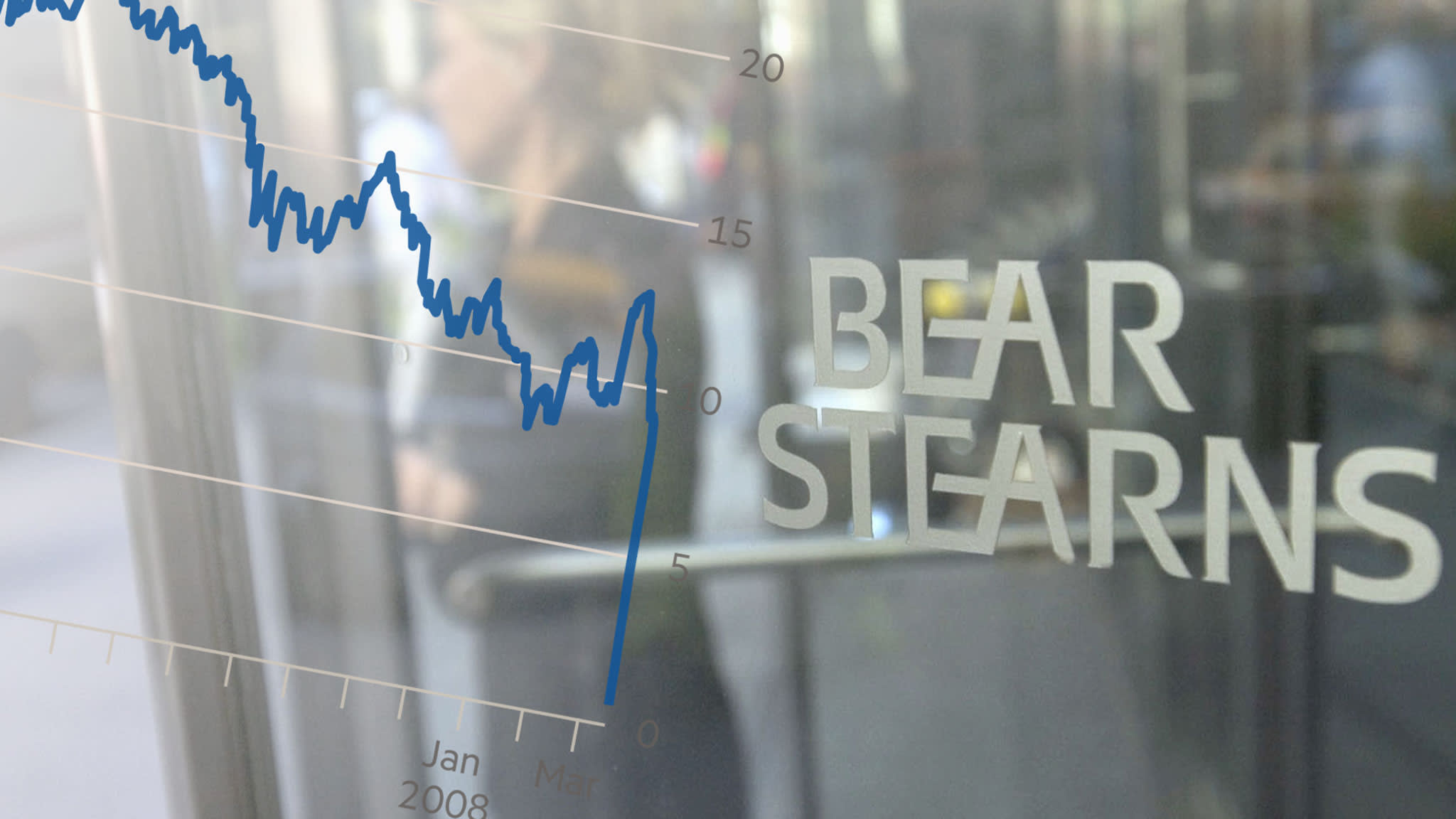 How Jamie Dimon came to rue his Bear Stearns deal