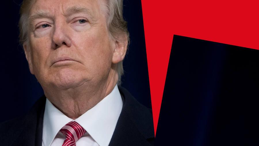 Inside Trump's coronavirus meltdown