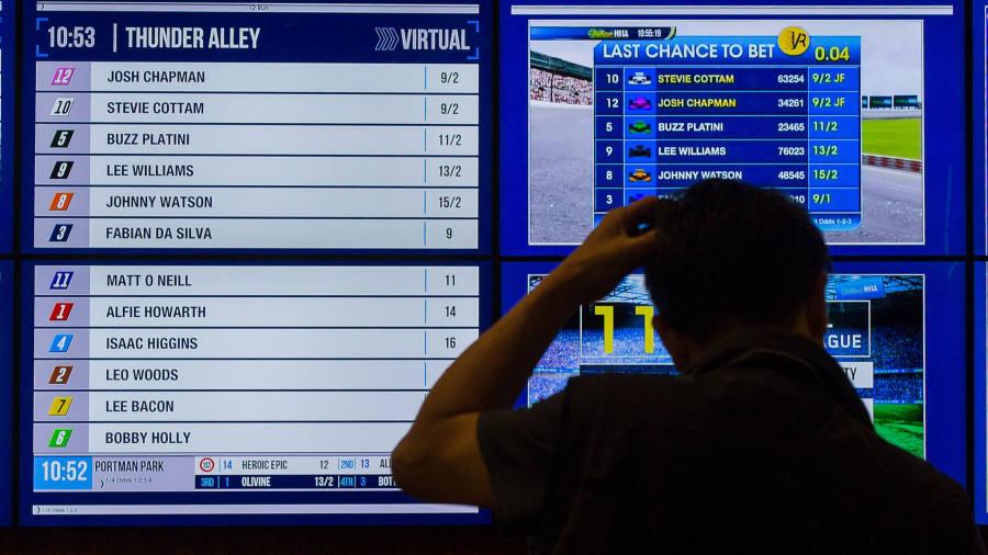 Bookies agree safer gambling measures in bid to fend off regulation
