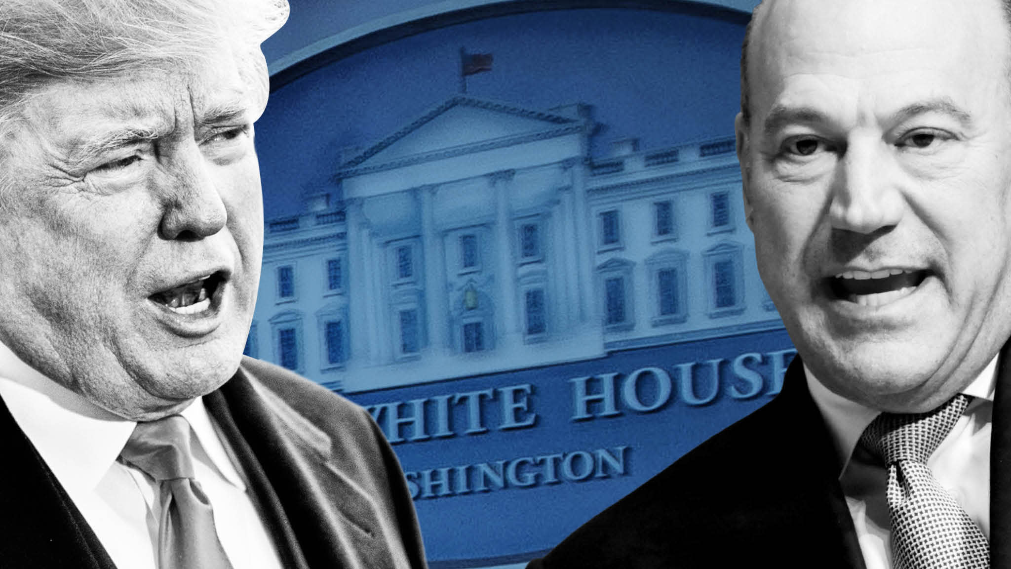 Gary Cohn's departure leaves economic nationalists in the ascendant