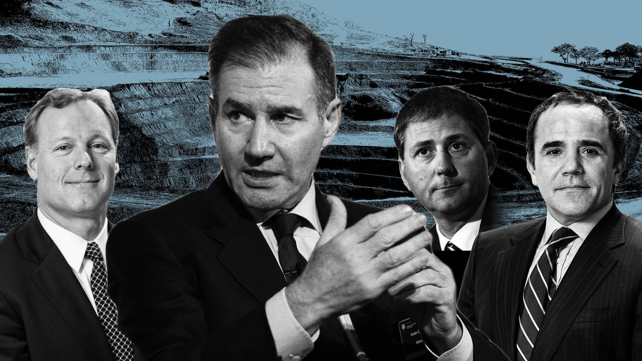 Glencore begins the changing of the old guard