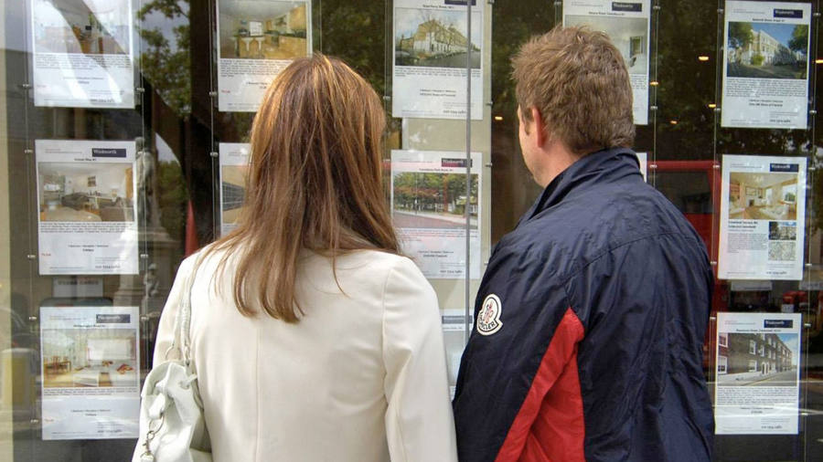 Estate agents measure and found wanting