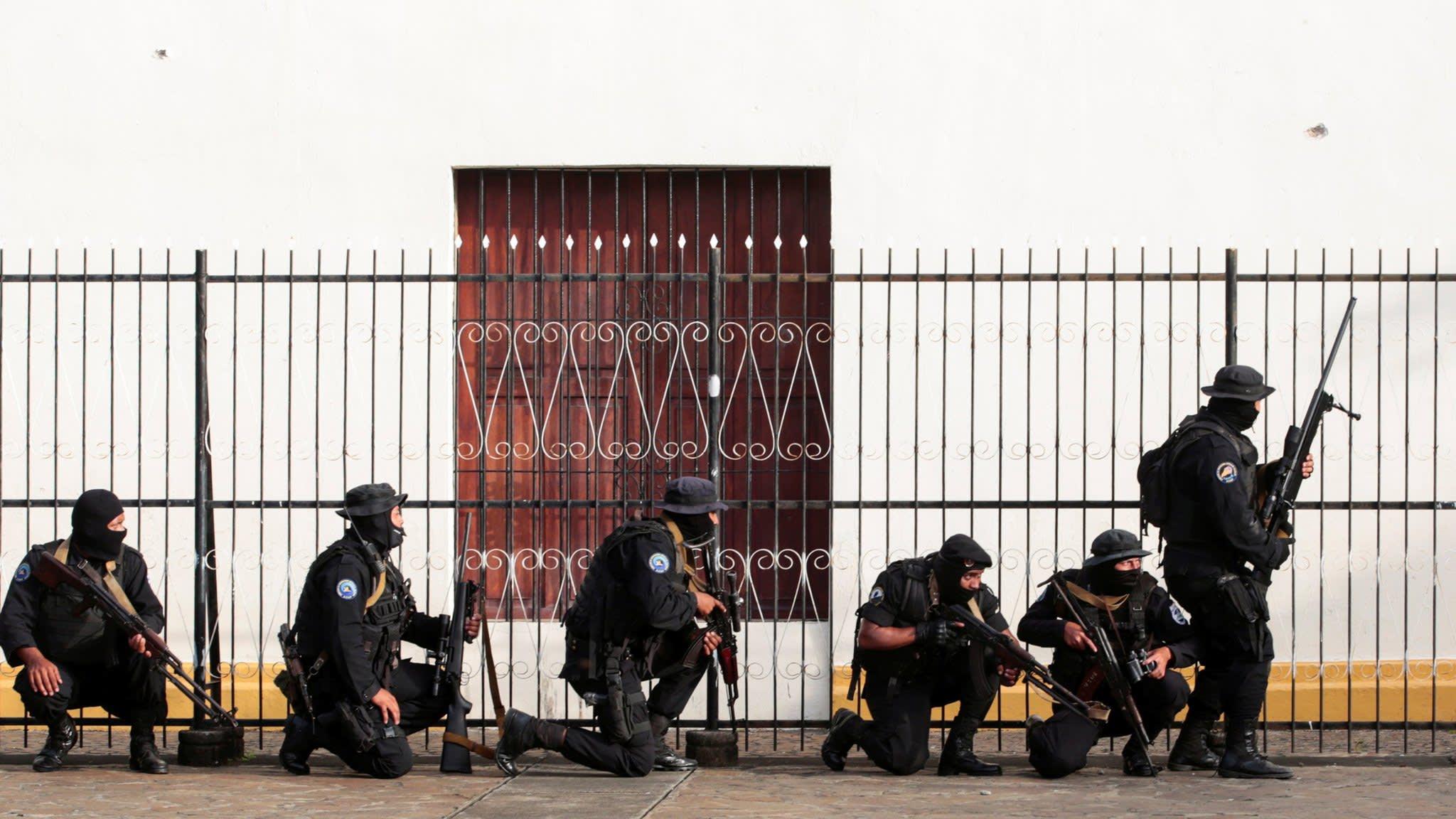 Nicaragua unrest escalates