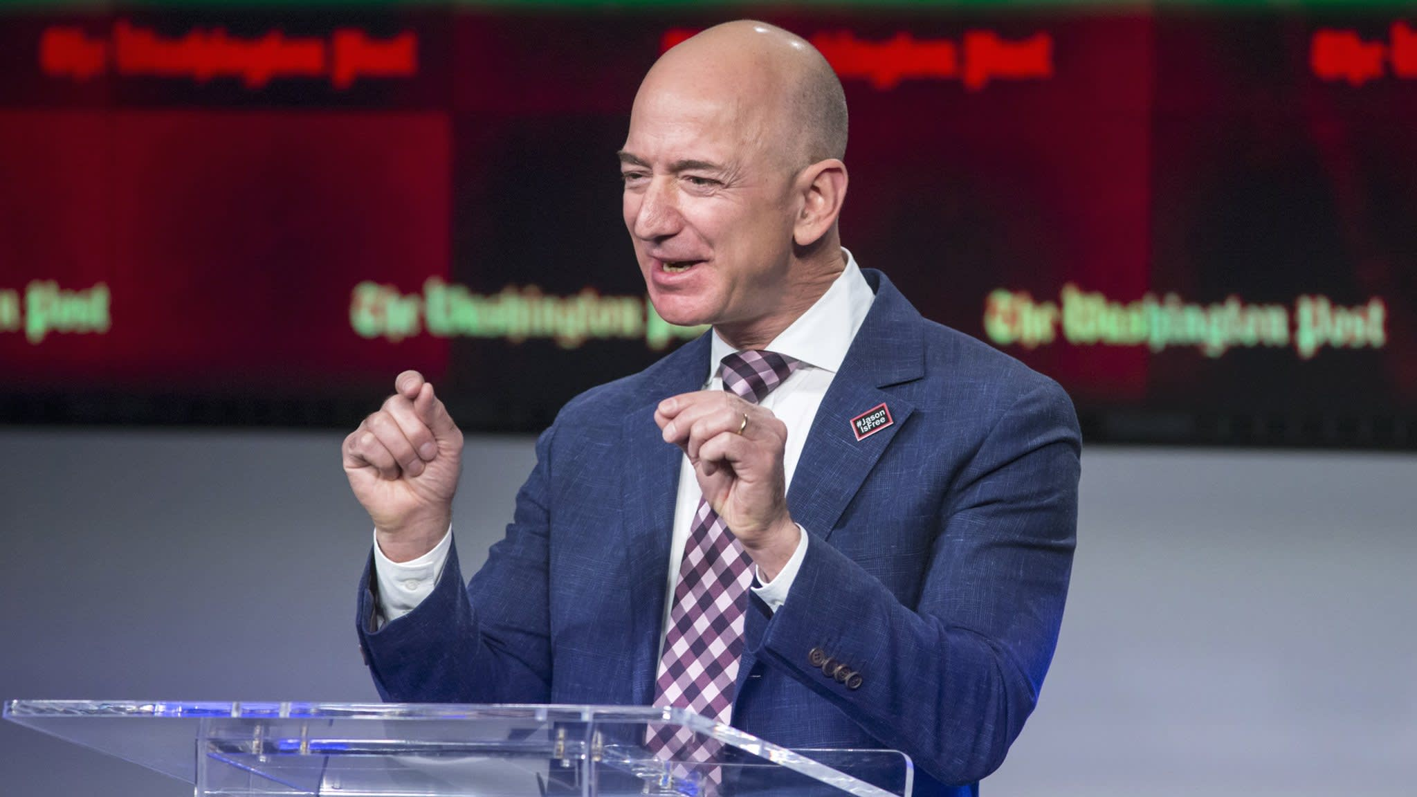 Amazon pay rise piles pressure on rivals