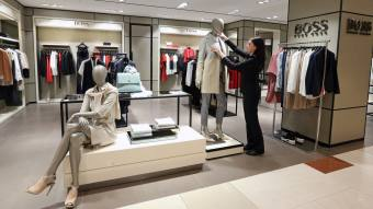 40bdf571c95df0 Hugo Boss beats expectations with Asia and online sales